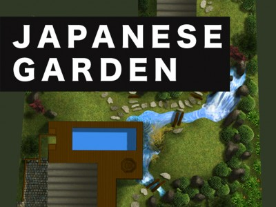 NEWS - Japanese Garden