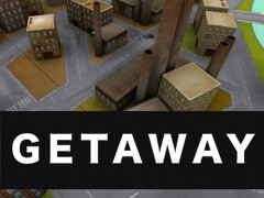 NEWS - Getaway flash game graphic
