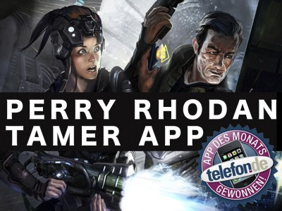 NEWS - Perry Rhodan Tamer Application