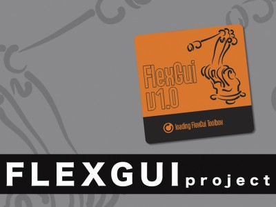 NEWS - FLEXGUI project