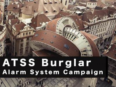NEWS - ATSS Burglar Alarm System Campaign