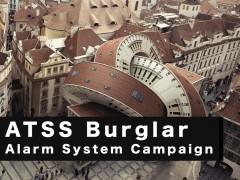 HÍREK - ATSS Burglar Riasztó Rendszer Kampány