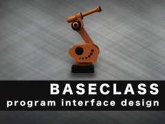 Baseclass program interface design